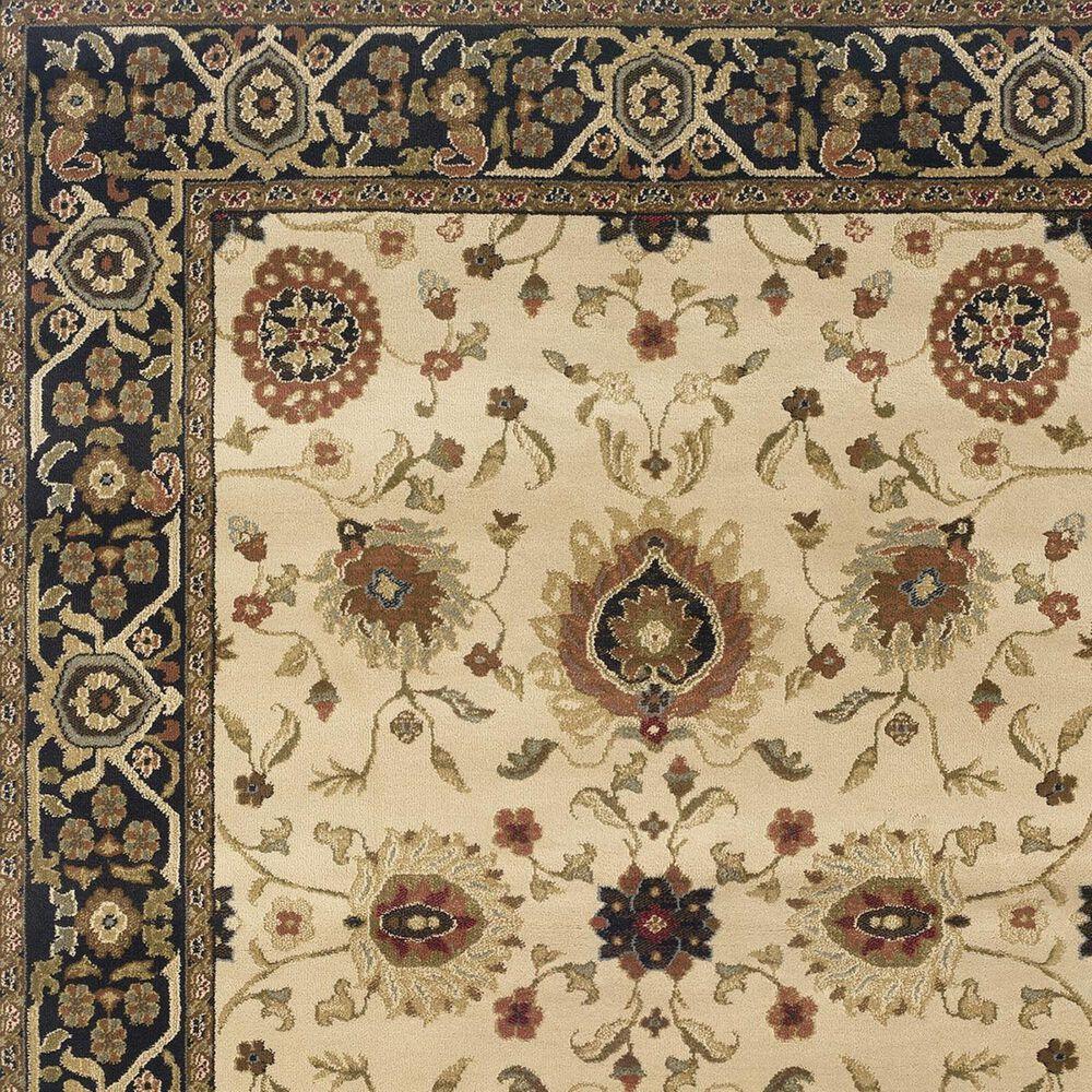 Oriental Weavers Hudson 1338C 10' x 13' Beige Area Rug, , large