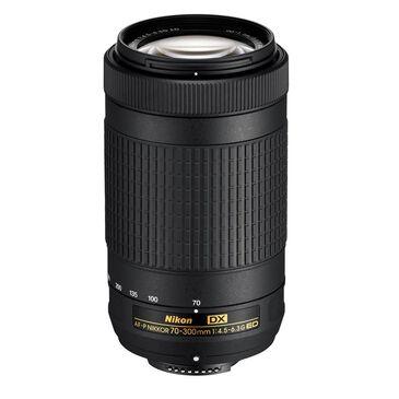Nikon AF-P DX NIKKOR 70-300mm f/4.5-6.3G ED Lens, , large