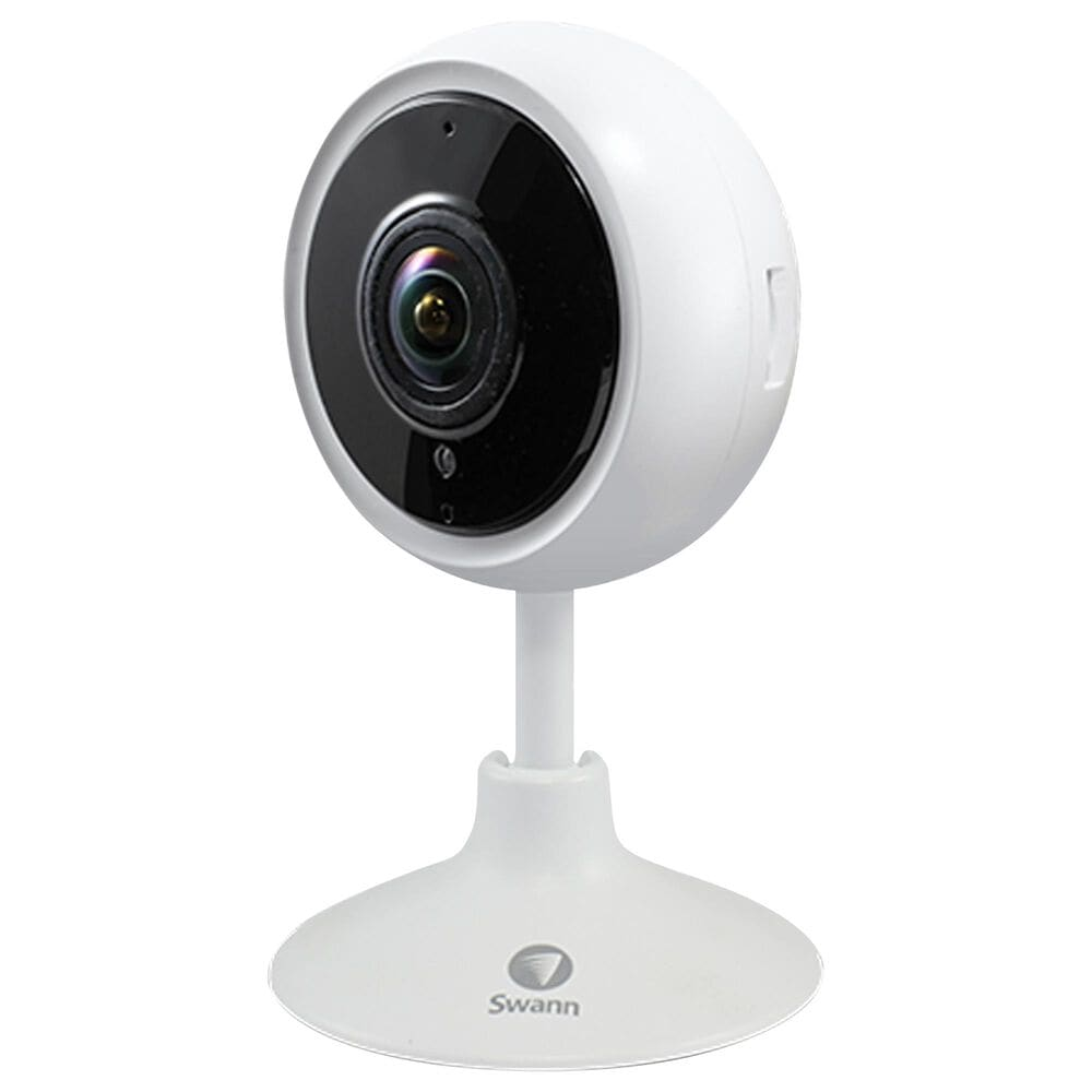 Swann Tracker Indoor Security Camera in White, , large