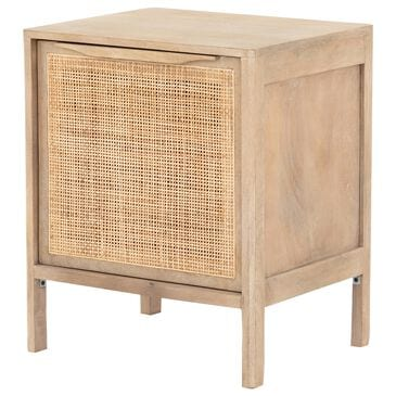 Four Hands Sydney Right Nightstand in Natural Mango, , large