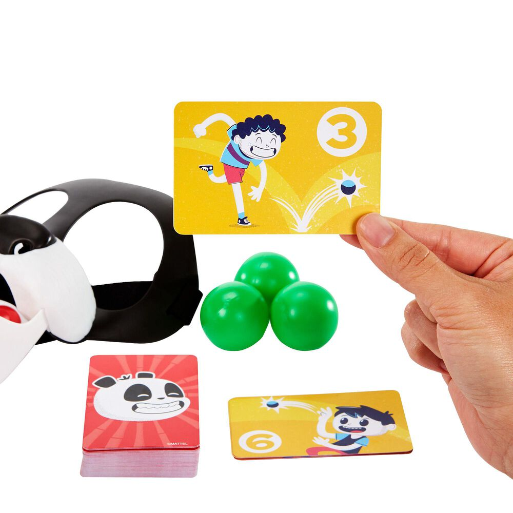 Mattel Please Feed The Pandas Game, , large