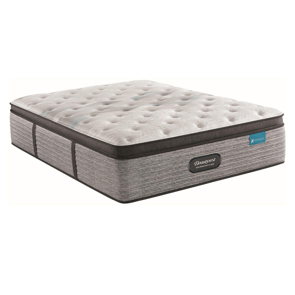 Beautyrest Carbon Series Harmony Lux Medium Pillow Top Queen Mattress Only, , large
