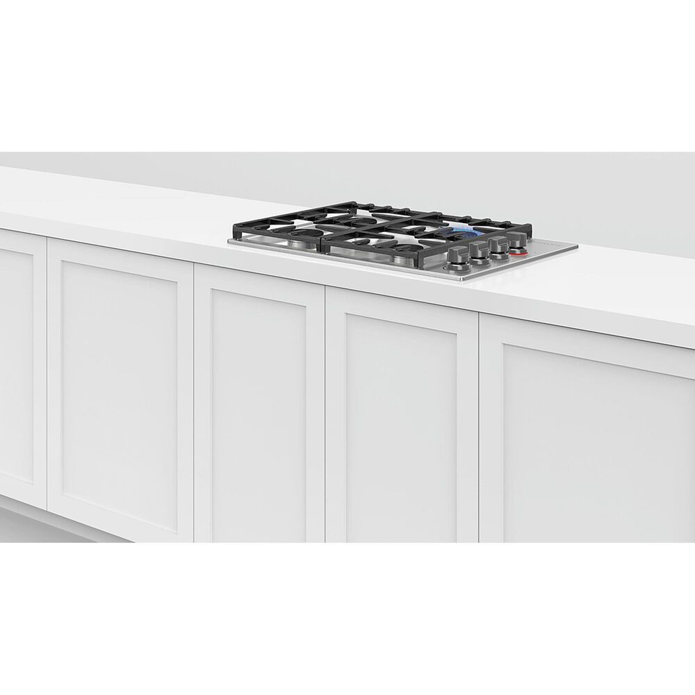 """Fisher and Paykel 30"""" Series 7 Professional Liquid Propane Cooktop in Stainless Steel, , large"""
