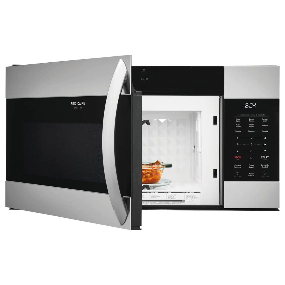 Frigidaire Gallery 2-Piece Kitchen Package with 30'' Gas Range in Stainless Steel, , large