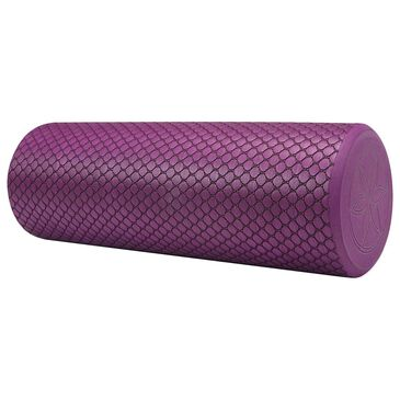 "Gaiam Restore 12"" Foam Roller in Purple, , large"