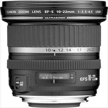 Canon EF-S 10-22mm f/3.5-4.5 USM Zoom Lens, , large