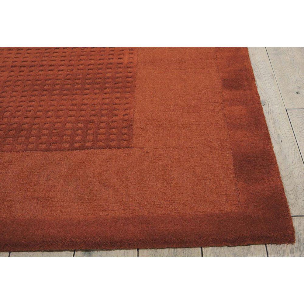 Nourison Westport WP20 5' x 8' Spice Area Rug , , large