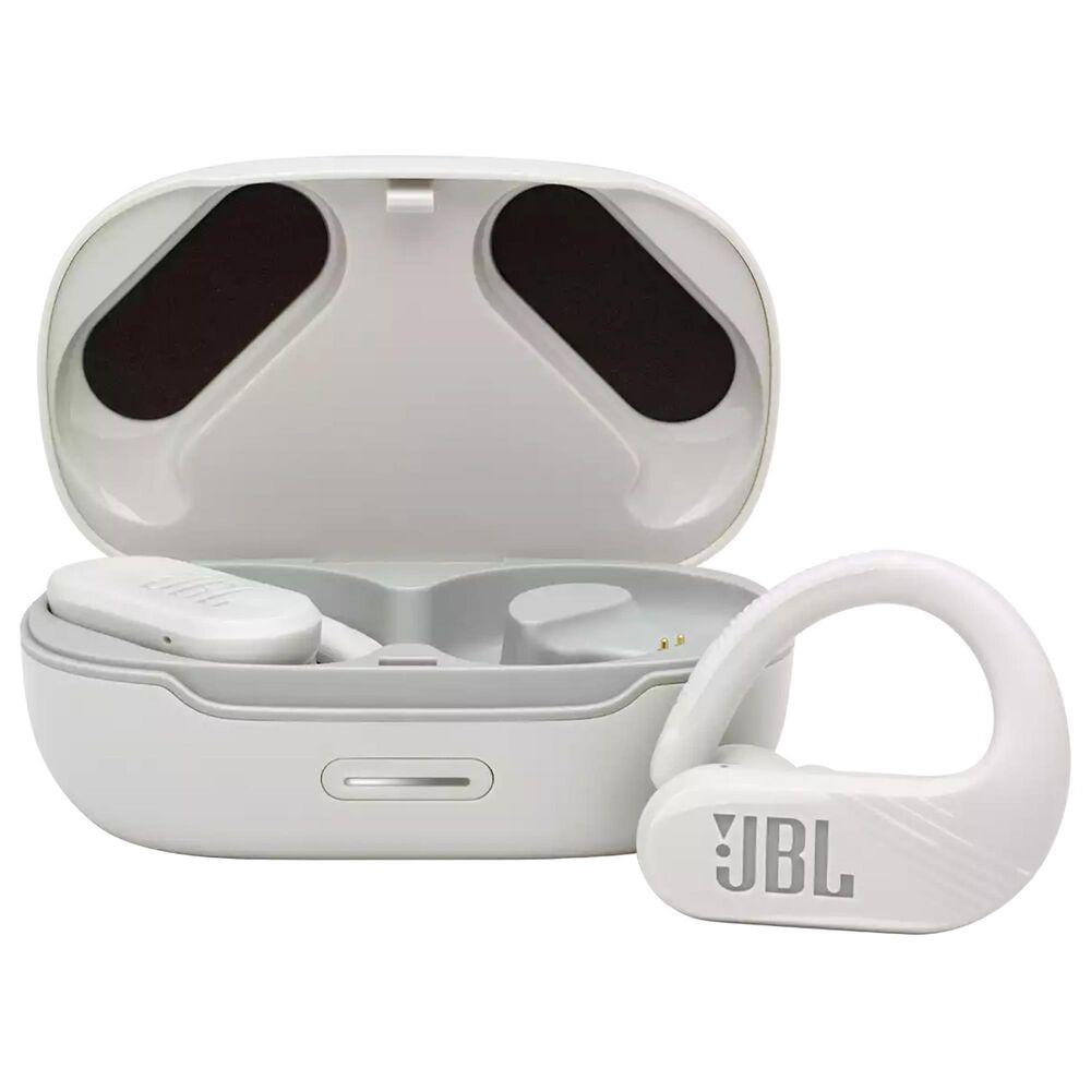 JBL Endurance Peak II Waterproof True Wireless In-Ear Sport Headphones in White, , large