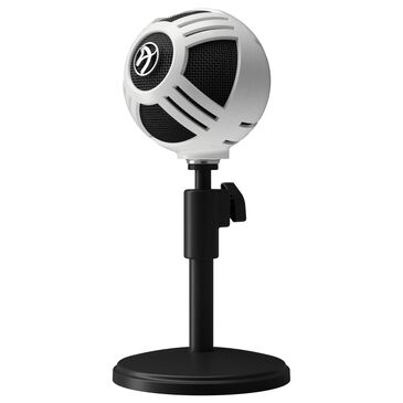 Arozzi Sfera Microphone in White, , large