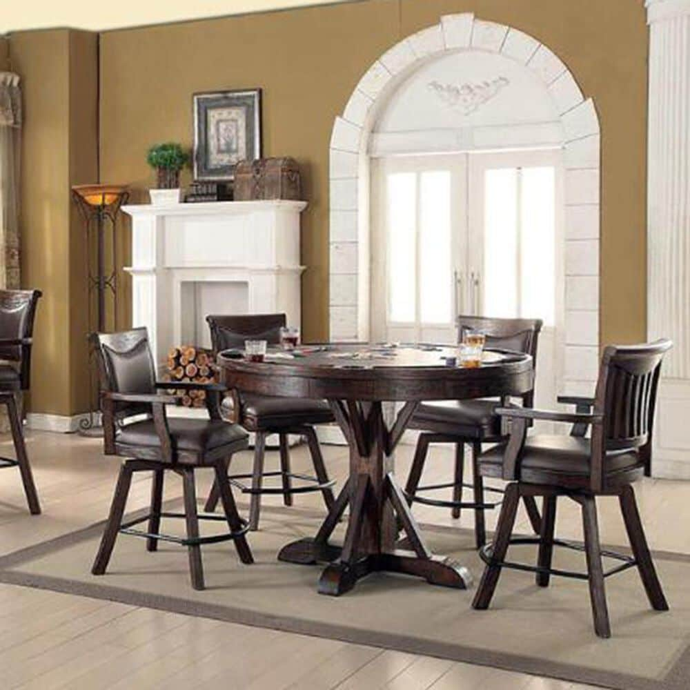 Radius Gettysburg Round Counter Game Table, , large