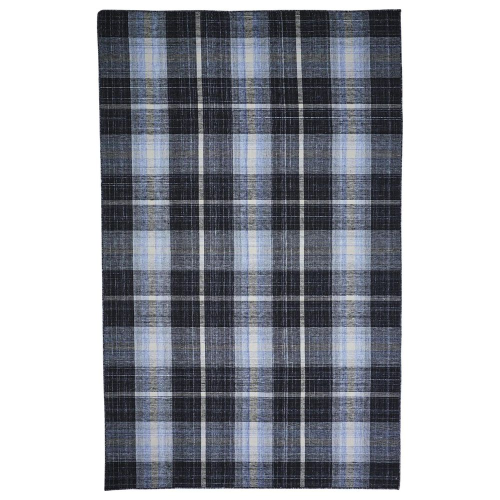 Feizy Rugs Crosby 0565F 3'6'' x 5'6'' Charcoal Area Rug, , large