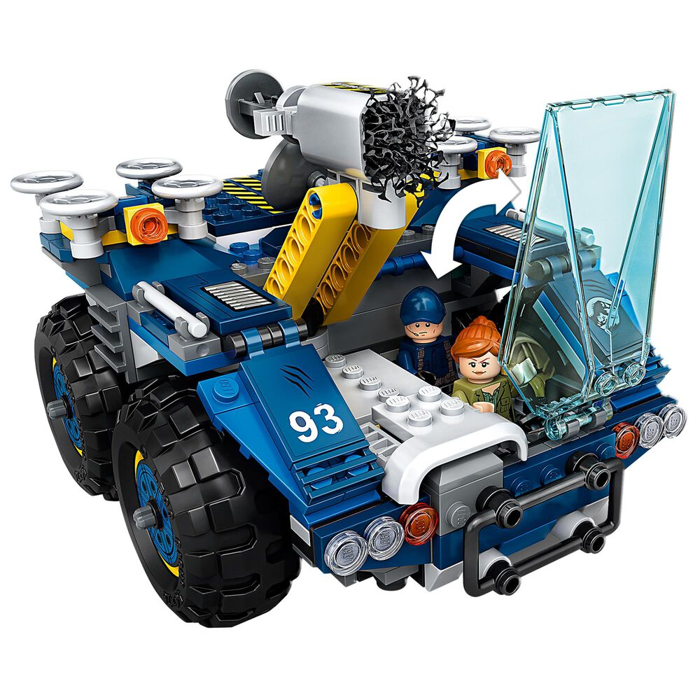 LEGO Jurassic World Gallimimus and Pteranodon Breakout Building Set, , large