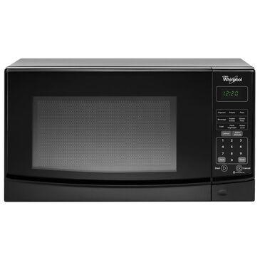Whirlpool 0.7 Cu. Ft. Countertop Microwave in Black, Black, large