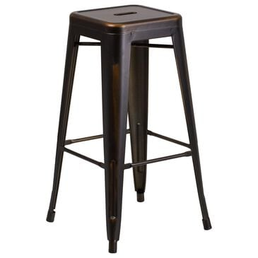 "Flash Furniture 30"" Barstool in Brown, , large"