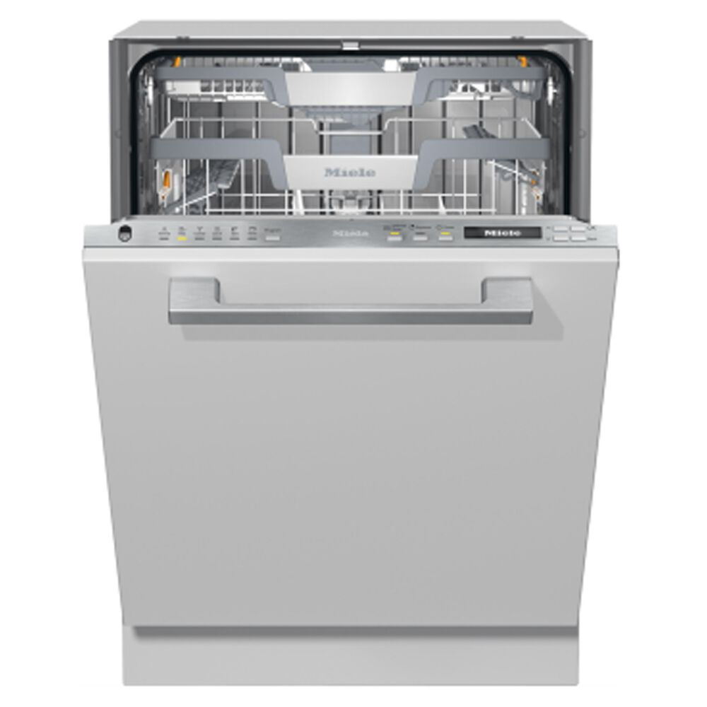 """Miele 24"""" Dishwasher Fully Integrated Panel Ready with Hidden Controls , , large"""