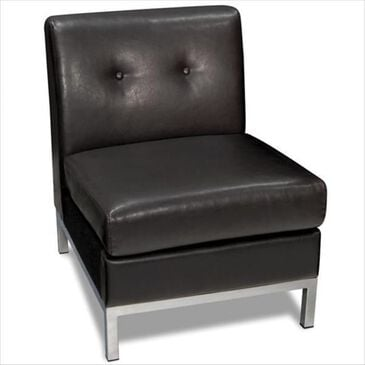 OSP Home Armless Accent Chair, , large