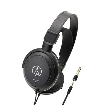 Audio-Technica Over Ear Wired Headphone in Black, , large