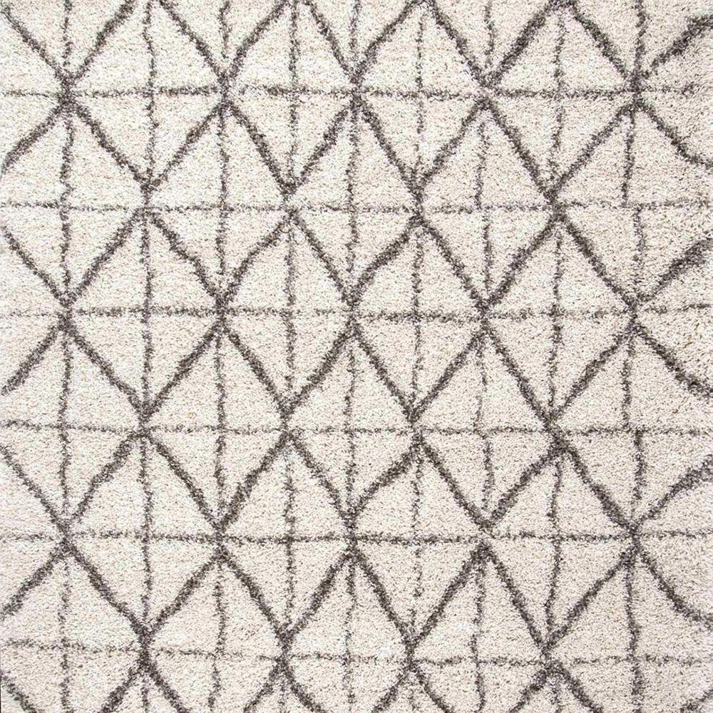 nuLOOM Sahara MLSH06A 4' x 6' Ivory Area Rug, , large