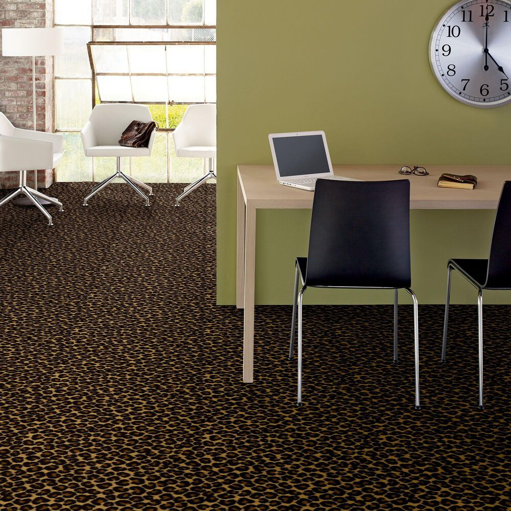 Philadelphia Call of the Wild Cheetah Carpet in Keep The Pace, , large