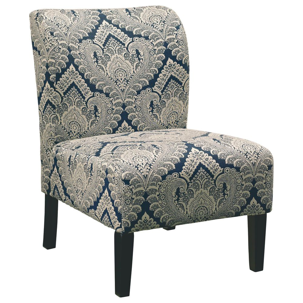 Signature Design by Ashley Honnally Accent Chair in Sapphire, , large