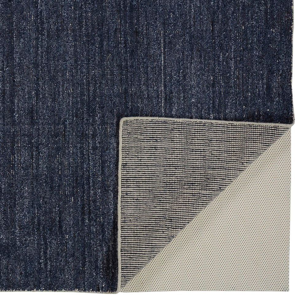 Feizy Rugs Delino 9' x 12' Navy Area Rug, , large