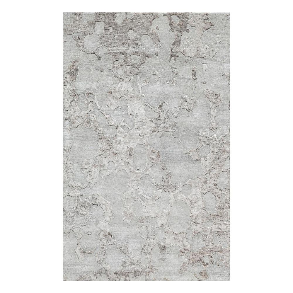 "Momeni Millenia MI-02 3'6"" x 5'6"" Grey Area Rug, , large"