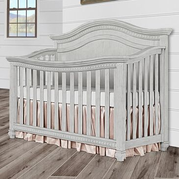 Evolur Madison Convertible Crib in Antique Grey Mist, , large