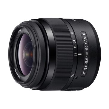 Sony DT 18-55mm F 3.5-5.6 Sam II, , large