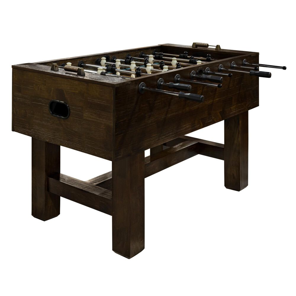 Mayberry Hill Beckham Foosball Table in Tobacco, , large