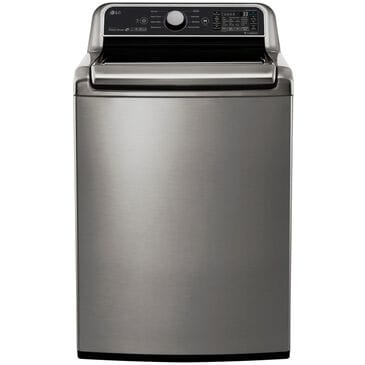 LG 5.0 Cu. Ft. Top Load Washer with TurboWash in Graphite Steel , , large