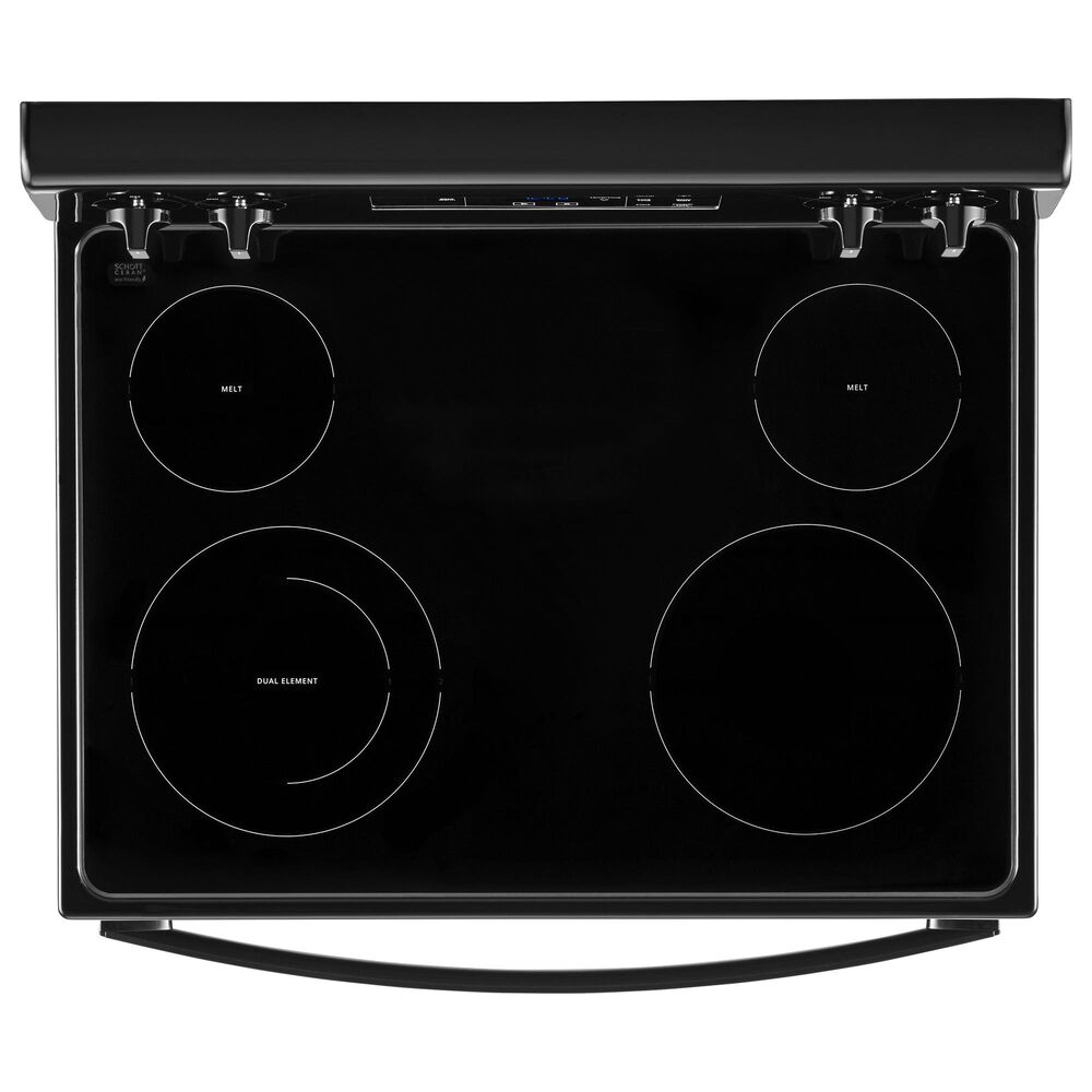 Whirlpool 5.3 Cu. Ft. Electric Range with Keep Warm in Black, , large