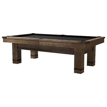 Plank and Hide Morse Pool Table in Vintage Elm, , large