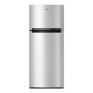 Whirlpool 18 Cu. Ft. 28-inch Wide Refrigerator Compatible With The EZ Connect Icemaker Kit , , large
