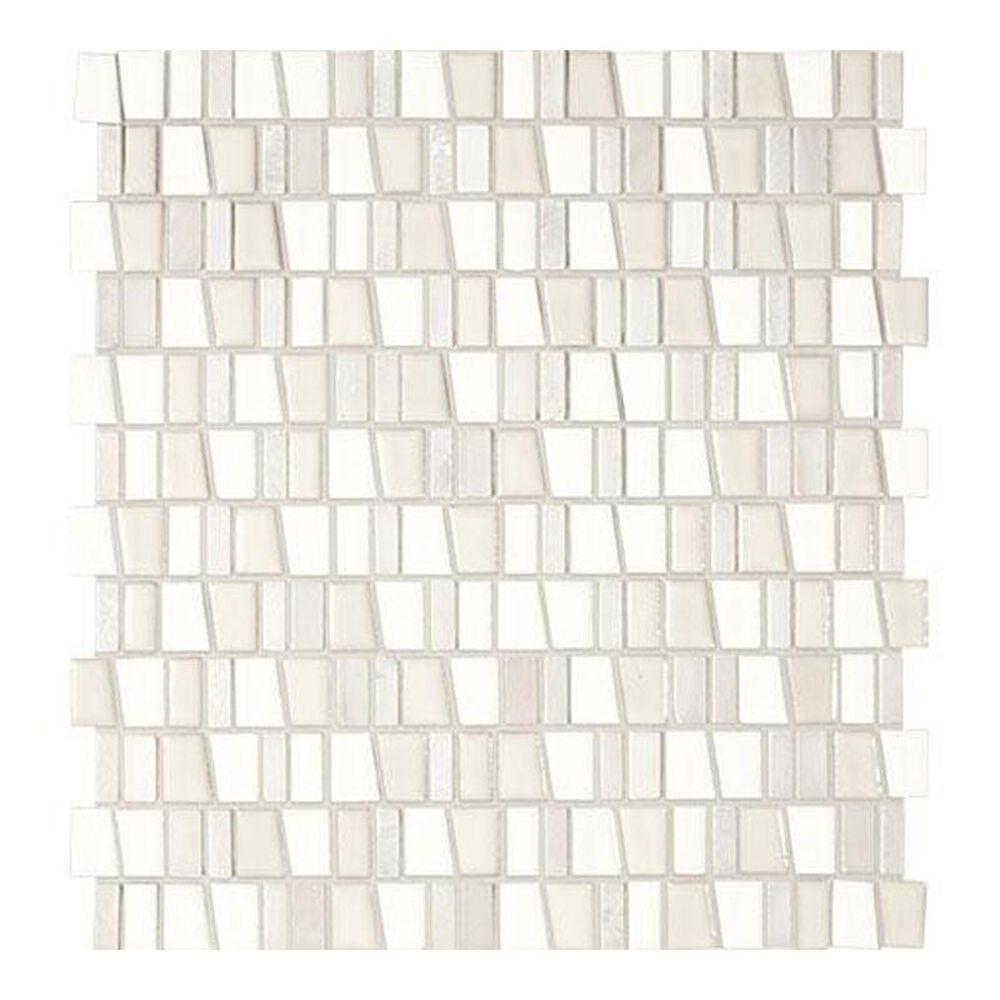 "Marazzi Midpark Mosaics Cloud 12"" x 12"" Porcelain Mosaic Sheet, , large"