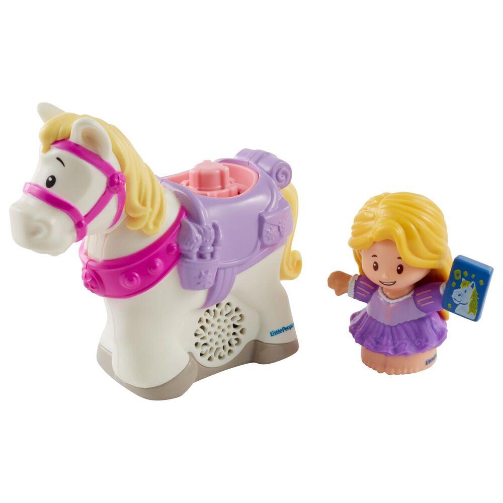 Little People Disney Princess Rapunzel and Maximus, , large