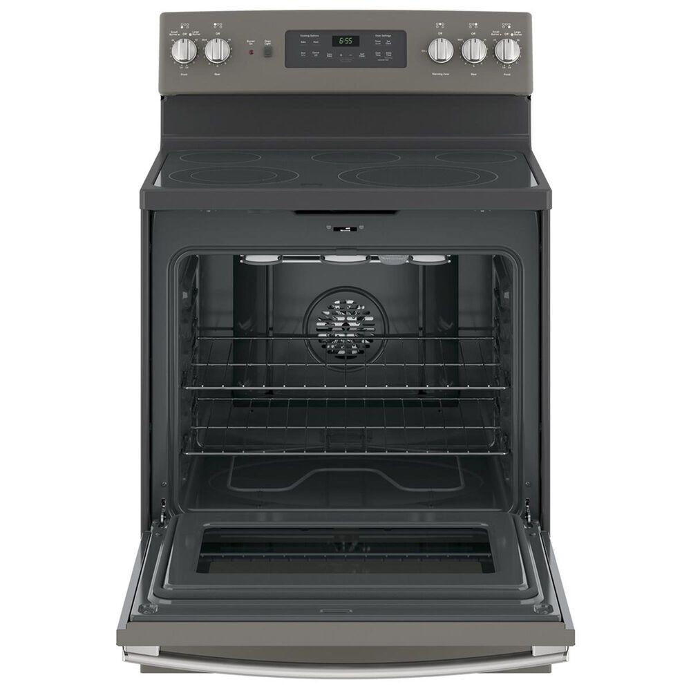 GE Appliances 5.3 Cu. Ft, Freestanding Electric Range, , large