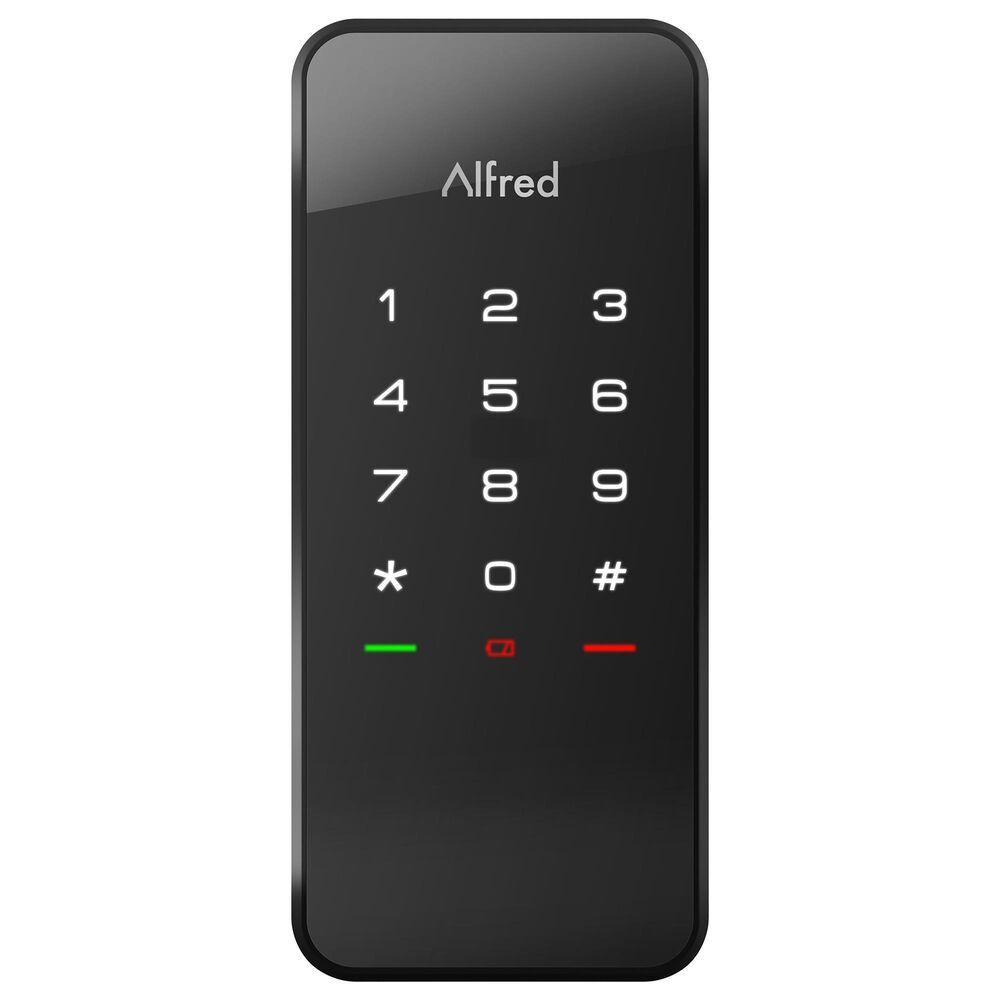 Alfred Music Db1 Smart Deadbolt Lock in Black, , large