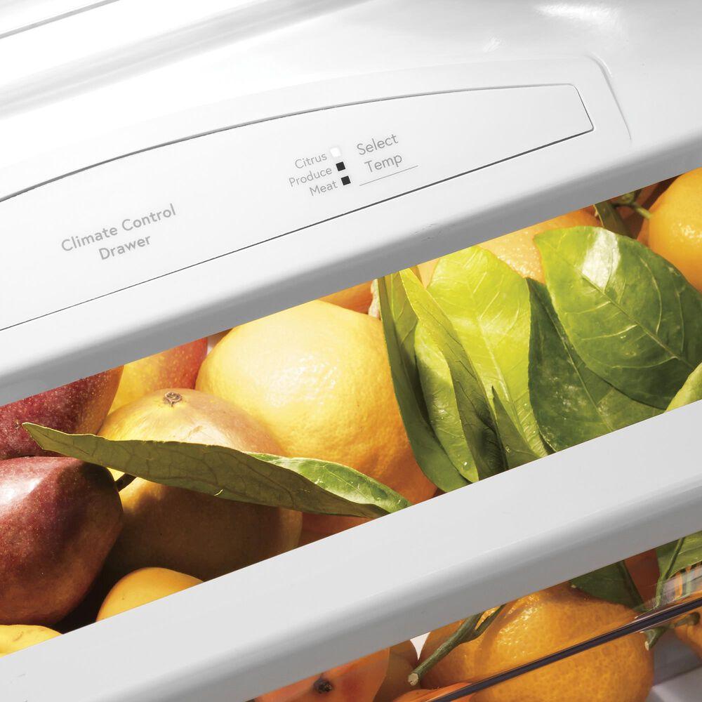"GE Profile 42"" Side-by-Side Refrigerator in Fingerprint Resistant Stainless Steel, , large"