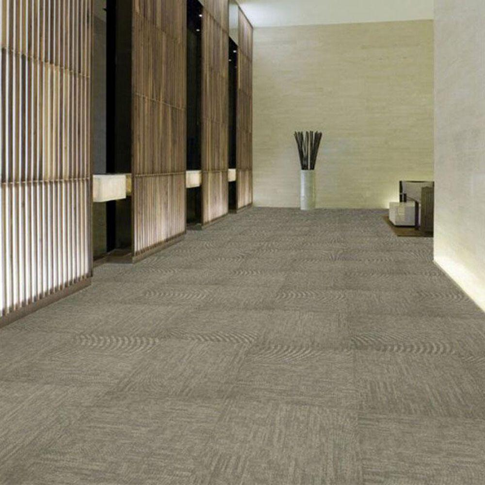 "Shaw Carbon Copy 24"" x 24"" Carpet Tile in Transfer, , large"