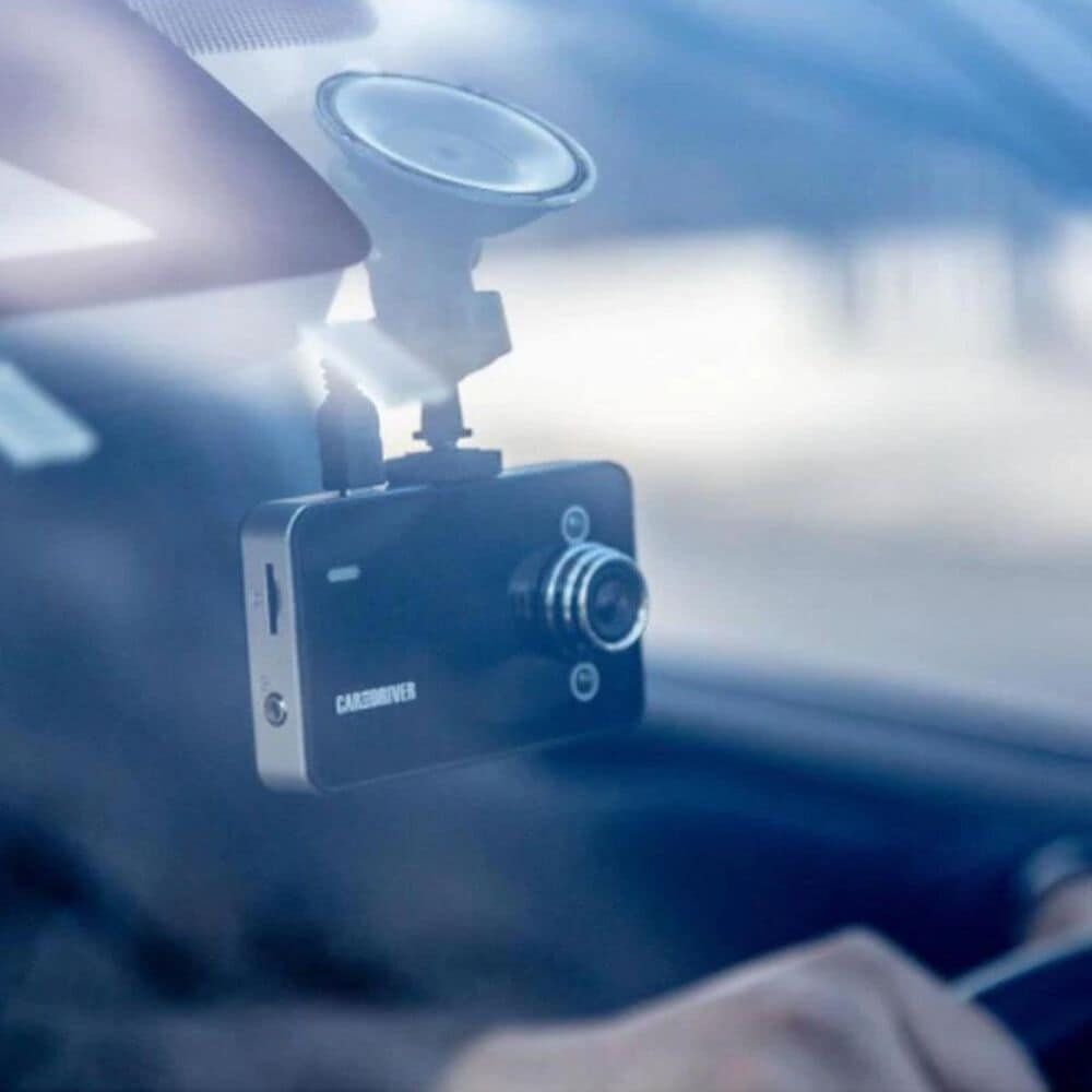 Car and Driver Dash Cam, , large