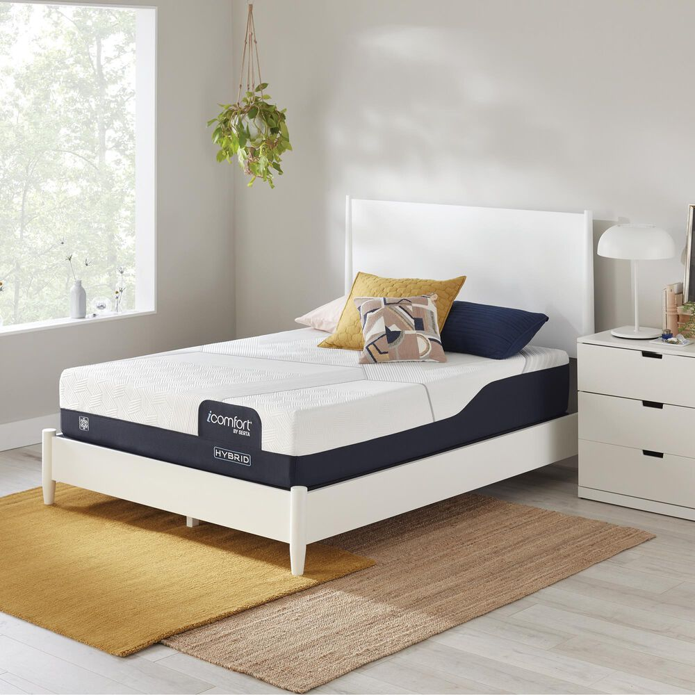 Serta iComfort Hybrid CF1000 Medium Queen Mattress Only, , large