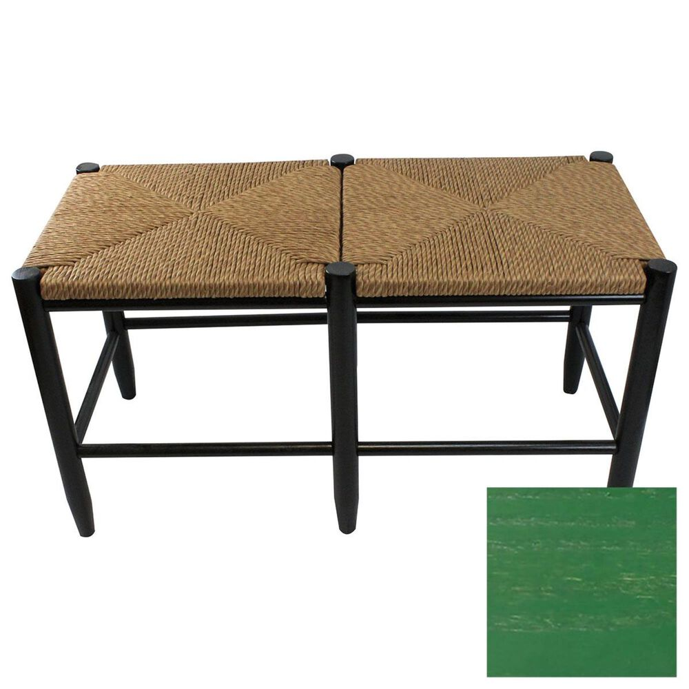 Other Calabash Entryway Bench in Woodleaf Green, , large