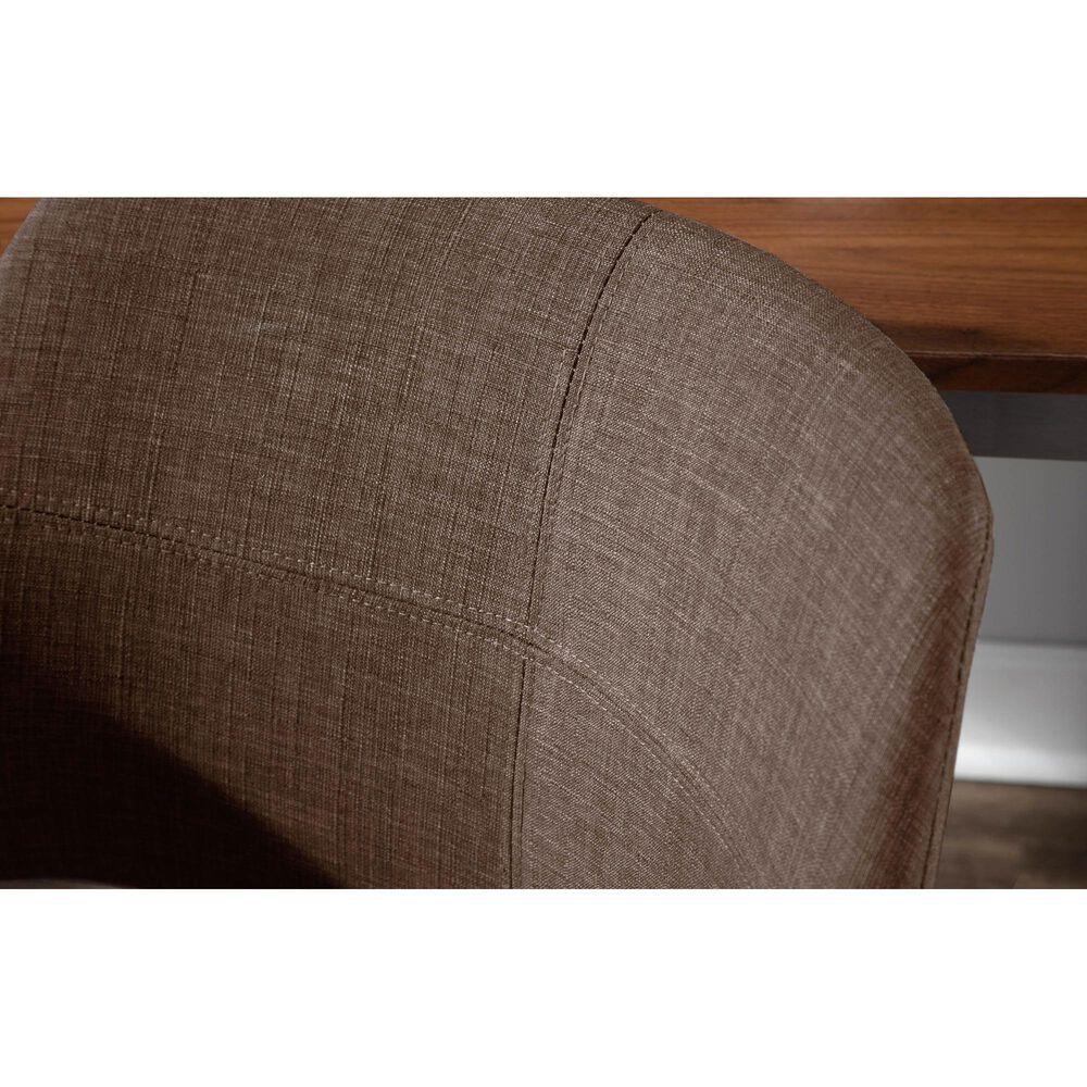 Lumisource Vintage Flair Chair in Medium Brown/Walnut, , large
