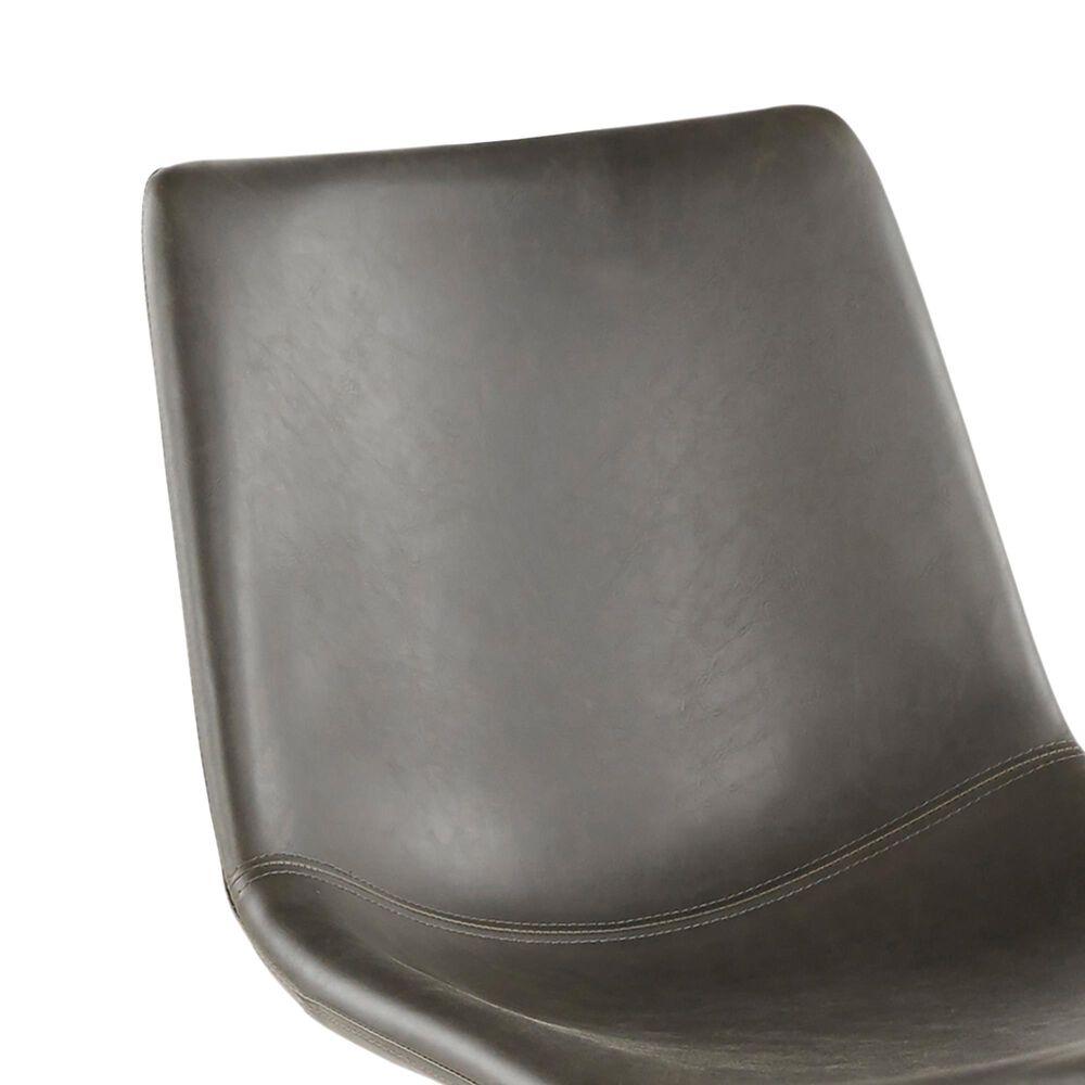 Lumisource Duke Task Chair in Grey/Black, , large