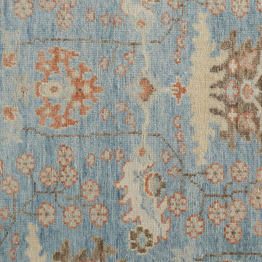 """Feizy Rugs Beall 8'6"""" x 11'6"""" Blue and Brown Area Rug, , large"""
