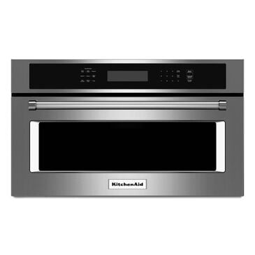 """KitchenAid 30"""" Built-in Pro Microwave with Convection, , large"""