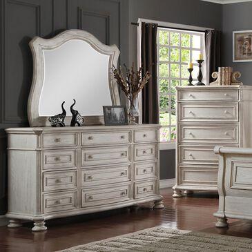 Sasha Lee Barton Creek Dresser in Off White Paint, , large