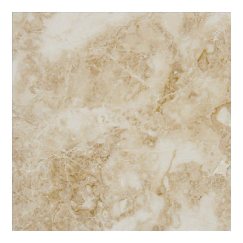"""MS International Crema Cappuccino 18"""" x 18"""" Polished Natural Stone Tile, , large"""