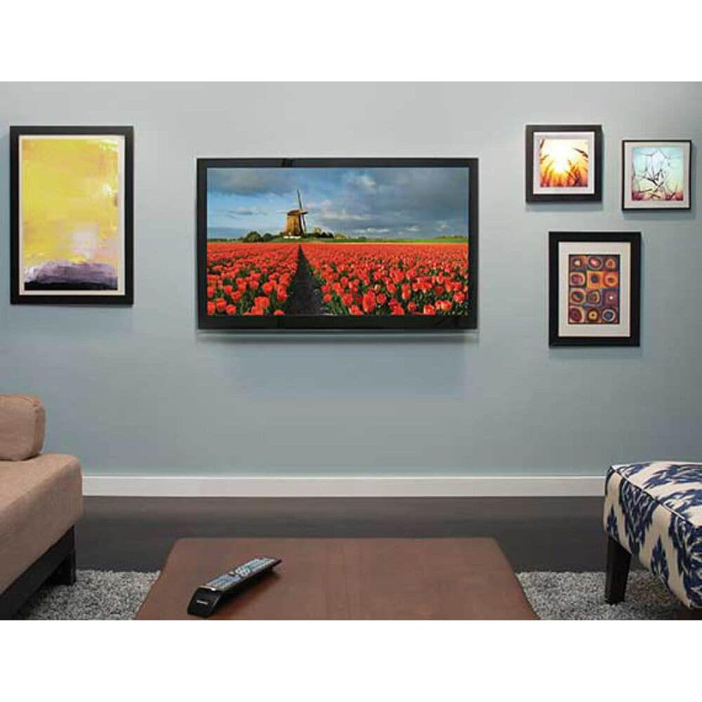 Sanus EcoSystem Mini Protects TV and Small Components from Power Surges in Black, , large