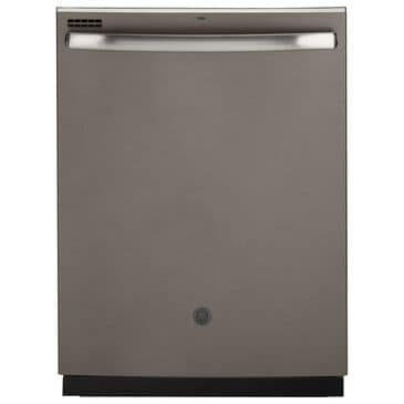 """GE Appliances 23.75"""" Built-In Dishwasher with WiFi and Hidden Controls in Slate, , large"""